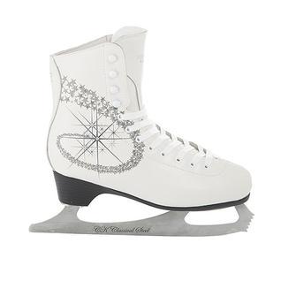 Фигурные коньки СК (Спортивная коллекция) Princess Lux 100% Leather (2012, взрослые) размер 26 СК (Спортивная Коллекция)