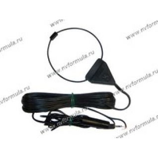 Антенна телевизионная и радио MYSTERY активная для уст-ки на лобовое стекло MANT-7RI