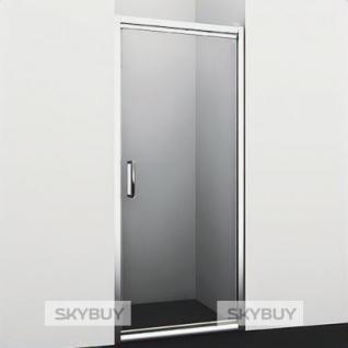 Душевая дверь в нишу Wasserkraft Salm 27I04 90 см