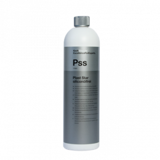 plast star siliconolfrei средство по уходу за резиной, шинами и пластиком 1л KOCH
