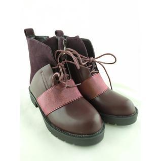 ML8096-01 ботинки фиолетовый Malini Robirlo р.26-31 (30)