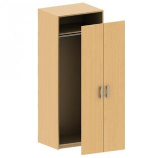 Мебель PT Арго Шкаф для одежды А-307 бук