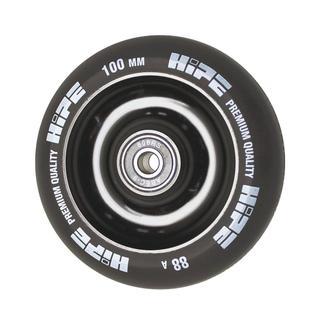 Колесо Hipe Solid 100mm, черныйe/черный