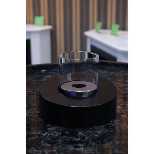 Биокамин Glass Ovale Nero 853126 4
