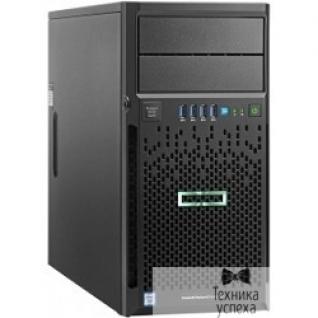 HP Сервер HPE ProLiant ML30 Gen9 G4400 2C 3.3GHz, 1x8Gb-U, B140i/ZM (RAID 1+0/5/5+0) noHDD (4 LFF 3.5'' NHP) 1x460W (up2), 2x1Gb/s,noDVD,iLO4.2, Tower-4U, 3-1-1 (P9J10A)