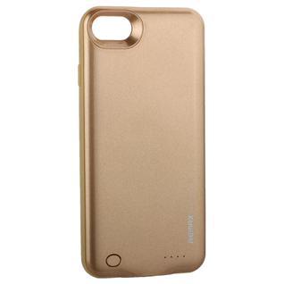 """Аккумулятор-чехол внешний Remax Power Bank Case 2400 mAh (PN-01) для iPhone SE (2020г.)/ 8/ 7 (4.7"""") золотой"""
