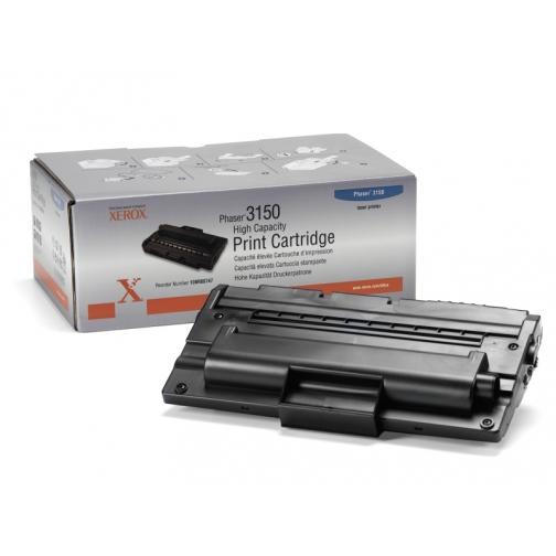 Картридж 109R00747 для Xerox Phaser 3150 (чёрный, 5000 стр.) 1116-01 852261 1