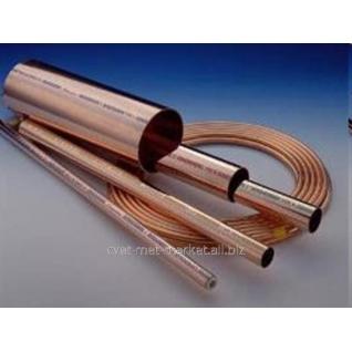 Труба для систем кондиционирования воздуха C10800 ТУ 48-0814-106-2000