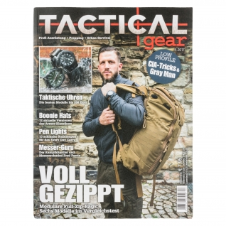 Made in Germany Журнал Tactical Gear 04/2017