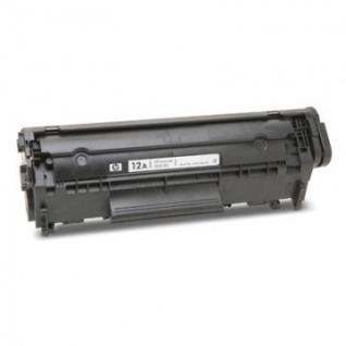Картридж лазерный HP 12A Q2612A чер. для LJ 1010/1012/1015