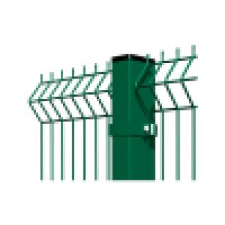 Столб металлический, 2000х60х40мм