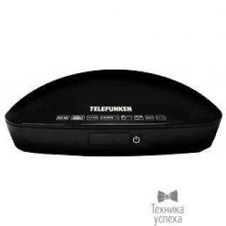 Telefunken Ресивер DVB-T2 TELEFUNKEN TF-DVBT208, черный tf-dvbt208(черный)