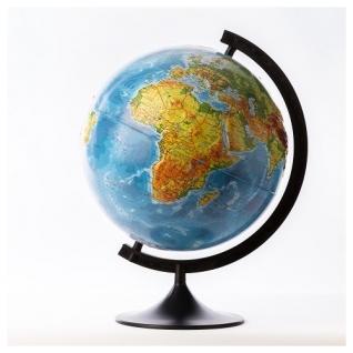 """Рельефный глобус """"Классик"""" - Физический, 32 см Globen"""