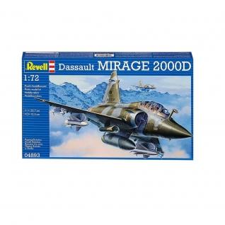 """Сборная модель """"Штурмовик Mirage 2000D"""", 1:72 Revell"""
