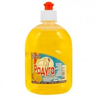 Средство для мытья посуды РАДУГА 500 мл Лимон