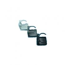 Maritim Держатель для стаканов складной пластмассовый 17016G 90 x 90 мм серый