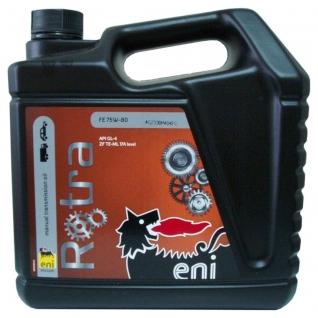 Трансмиссионное масло Eni ROTRA FE 75W80 4л