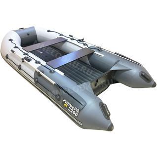 Моторная лодка Ривьера 3200 НДНД (стационарный транец, надувное дно) Мастер лодок