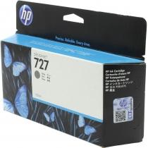 Оригинальный картридж B3P24A №727 для принтеров HP Designjet T1500/T2500/T920, серый, струйный, 130 мл 8636-01 Hewlett-Packard