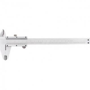 Штангенциркуль 250 мм, цена деления 0,02 мм, металлический, с глубиномером