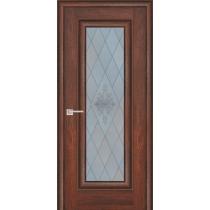 Дверное полотно Profilo Porte PSB-25 Цвет Дуб медовый, Дуб гарвард бежевый, Дуб гарвард кремовый, Дуб оксфорд темный, Белый сатинат
