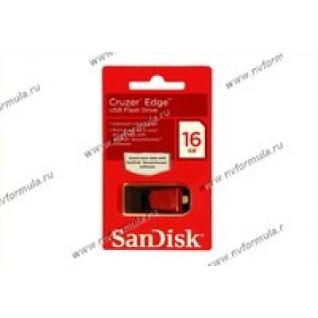 Флеш накопитель USB16Гб SanDisk Cruzer Edge