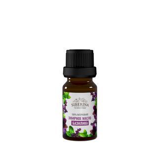 Эфирное масло базилика SIBERINA EF(44)-SIB