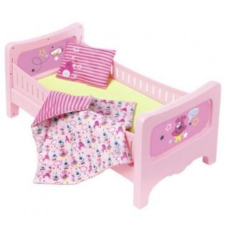 Аксессуары для куклы Zapf Creation Zapf Creation Baby born 824-399 Бэби Борн Кроватка