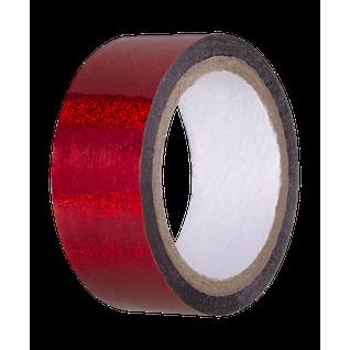 Скотч-лента для художественной гимнастики Amely Ags-301 20 мм*15 м, красный
