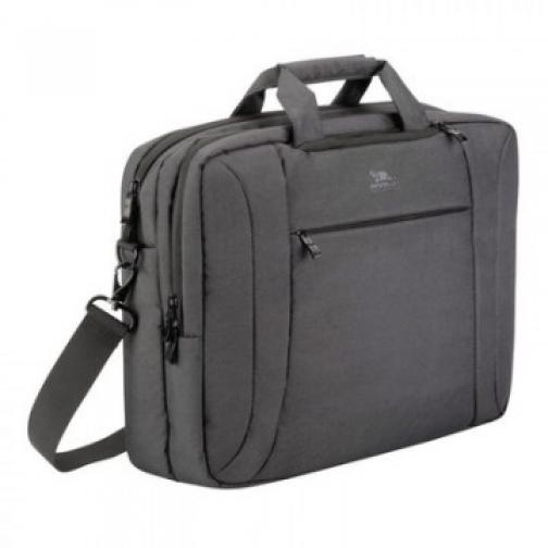 Сумка трансформер RivaCase 8290 charcoal black для ноутбука 16 37855607 1