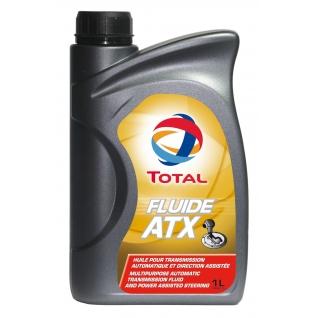 Трансмиссионное масло TOTAL Fluide ATX, 1л