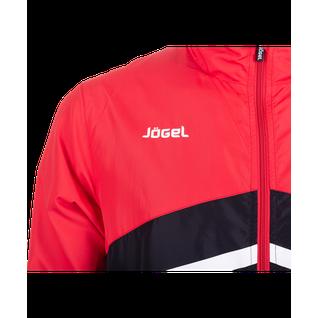 Костюм парадный детский Jögel Jls-4401-621, полиэстер, черный/красный/белый размер YM