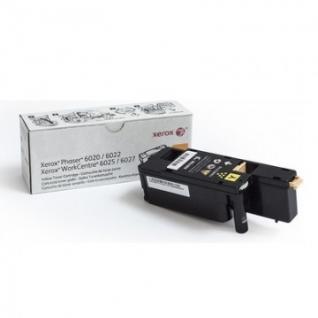 Картридж лазерный Xerox 106R02762 жел. для Ph 6020/6022/6025/6027
