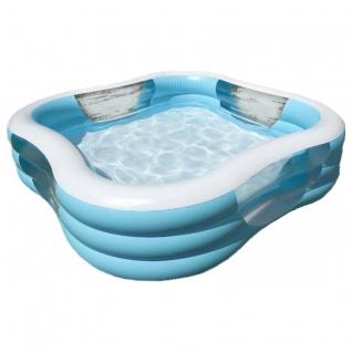 Надувной бассейн, 229 х 229 см Intex