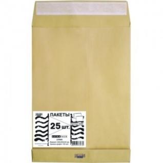 Пакет Крафт E4стрип Extrapack300х400х40 120г 25шт/уп/6589