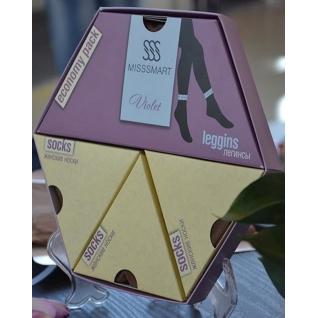 Подарочный Комплект Violet 40 den
