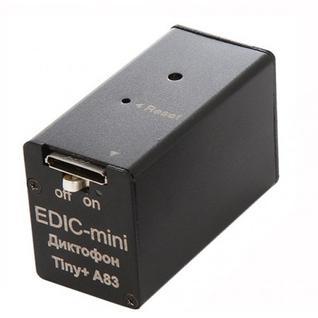 Цифровой диктофон Edic-mini Tiny + A83-150HQ
