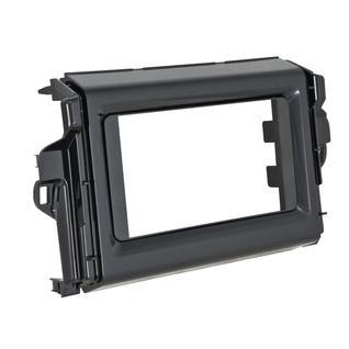 Переходная рамка Incar RTY-N63 для Toyota Fortuner 2din 201x101 Intro