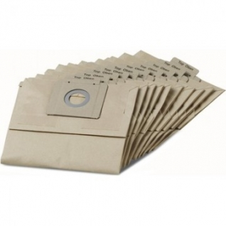 Пылесборники Karcher Бумажные фильтр-мешки 6.904-333.0 для T 7/1