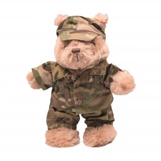 Made in Germany Костюм для медвежонка Тедди, камуфляж мультитарн