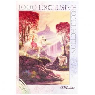 Стив Рид. Волшебная Долина (Глиттер-Коллекция) 1000д