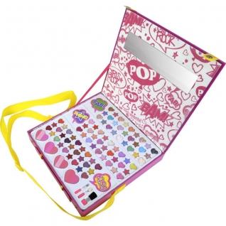 Набор детской декоративной косметики Pop Girls в чемоданчике Markwins