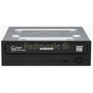 Привод DVD±R/RW & CDRW Samsung SH-224FB/BEBE SATA Black (OEM)