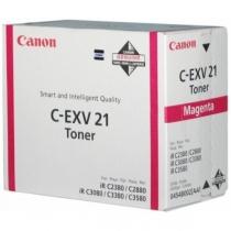 Картридж Canon C-EXV21M для Canon iR C2380, iR C2550, iR C2880, iR C3080, iR C3380, iR C3480, iR C3580, оригинальный, пурпурный, 26000 стр. 10184-01