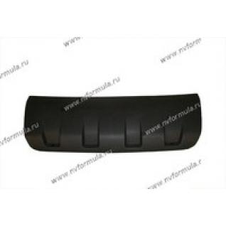 Защита бампера нижняя 2123 Chevy Niva н/о
