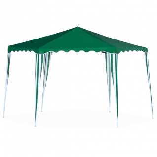 Тент шатер садовый Green Glade 1009, карниз прямой, от солнца (4720)