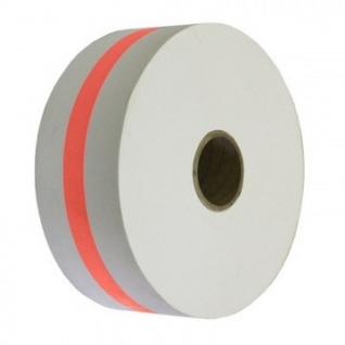 Лента бандерольная для автомат. упаков. монет 94.5 мм оранж., бобина 300м