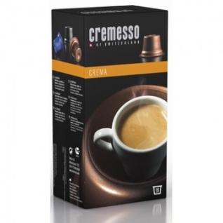 Кофе в капсулах Cremesso Crema 16 порций