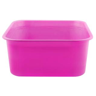 Емкость 6,5 литра цветная