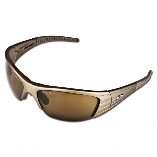 3M Очки защитные 3M Fuel X2, цвет бронзовый 5018985